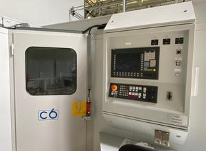 Grob C6-A-1020 Cnc gear hobbing machine