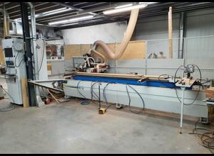 Centrum obróbcze CNC do drewna Masterwood Teknomat 2000TF