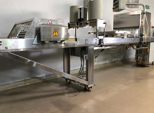 Seewer Rondo Jumbolino Complete biscuit or croissant production line
