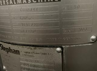 Stephan UM44-S P210527070