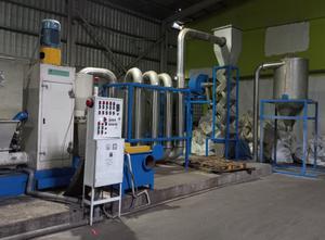 Zhangjiagang Machinery Co Ltd 1000KG/H Перерабатывающее оборудование