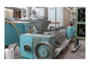 Barmag L/D30 Extrusion - Single screw extruder