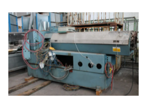 Barmag L/D24 Extrusion - Single screw extruder