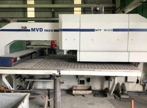 Wykrawarka CNC MVD Inan MTP 30322