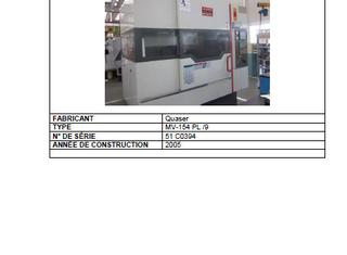 QUASER MV-154 PL /9 P210528080