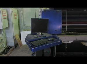 Dijital baskı presi HP HP Scitex XLjet 5 Premium/ 8 Color/ 5 Meter