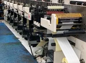 Impresora de etiquetas NILPETER  FA-3300 GEW Servo