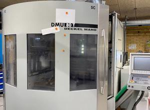 DMG DMU 80 T Bearbeitungszentrum Vertikal