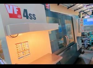 Pionowe centrum obróbcze Haas VF-4SS