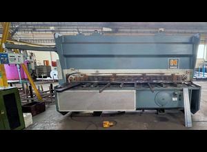 Hydraulic plate shear HACO HSLX 3016/18 SAB