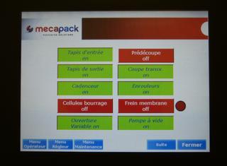 Mecapack FS 950 P91213127