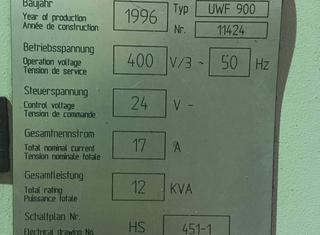 Hermle UWF 900 P00430008
