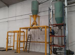 - 1000kg/h Перерабатывающее оборудование