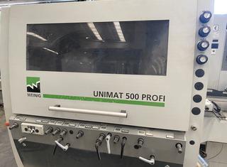 Weinig Unimat 500 Profi P210514059