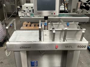 Marel WPL9000 Etikettiermaschine