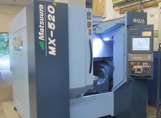 Matsuura MX-520 P210601015