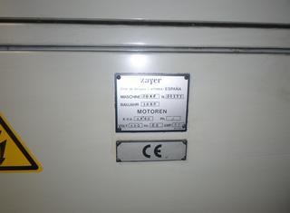 Zayer 20 KF 4000 P210601027