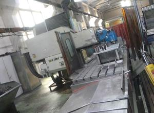 Zayer 20 KF 4000 cnc bed type milling machine