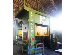 Emanuel Spinta 500 Ton metal press