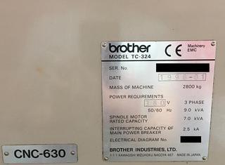 Brother TC 324 CNC 630 P210601071