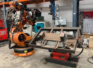Kuka KR 210 2000 Industrieroboter
