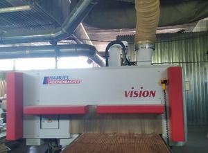 Centrum obróbcze CNC do drewna Hamuel Reichenbacher VIZION 1-/Sprint
