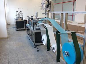 Zhejiang Runtai Automation Technology Co.,Ltd., Model: FKZJ, Automatizovaná linka na výrobu obličejových masek