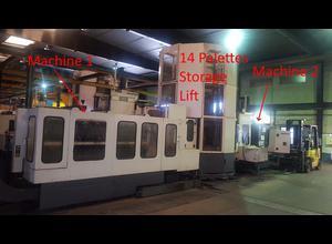 Ernault Toyoda FH55 Machining center - palletized