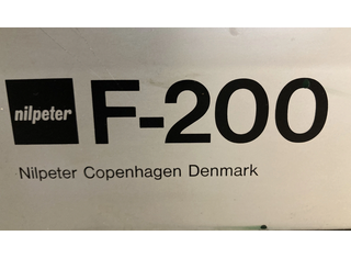 Nilpeter F200 F200 P210602097