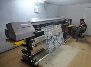 Impresora textil Mimaki AMF DS-1800