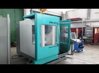 Deckel Maho DMU 60E P210603020