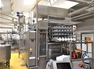 Trepko A-3900 Filling machine - food industry
