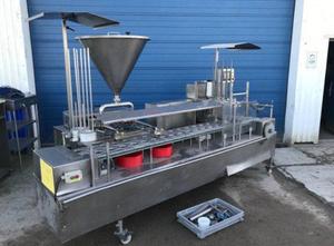 Trepko 2 Filling machine - food industry