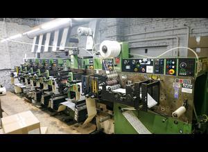 Nilpeter F-2400 Etikettiermaschine