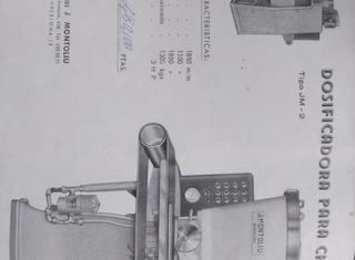 Carle Montanari 500Kg UM 200L P210603081