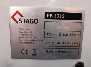 Stago PB 1015 P210603083