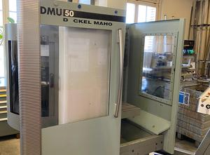 Centre d'usinage vertical DMG MORI DMU 50