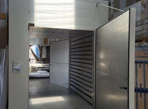 Sat Oven 12.5 m3 Rotary oven