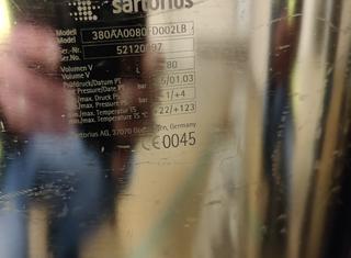 SARTORIUS 380AA0080FD002LB P210605003