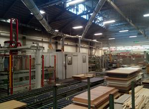 Maka/SMM SE 270 FST Door plant