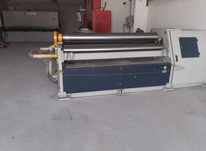 Isıtan 4RHMS2050x10 4 rolls plate rolling machine like new