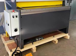 Cisaille guillotine hydraulique Weipert MSM