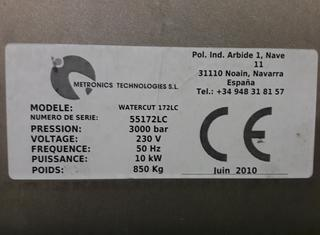 WATERCUT METRONICS TECHNOLOGIES 172 LC P210607064