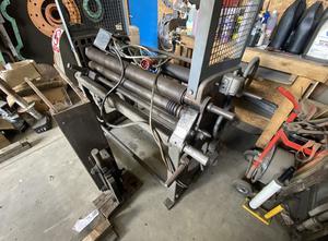 Ras Reinhard RAS 40.30 Plate rolling machine - 4 rolls