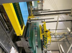 Newtec depal-flex 2500 Palletizer - palletizing robot