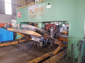 BOLDRINI PAO 300 & MSF/T 45 x 4800 Blechbearbeitungsmaschine