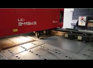 Wycinarka laserowa Amada LC-2415 Alpha III