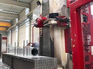 Cnc dikey freze makinesi Mecof CS 500 Agile