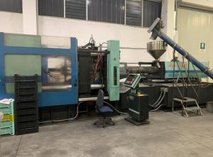 Mir + New Plastic Metal RMP 675 +  Unika 700 + RPM 675 Spritzgießmaschine