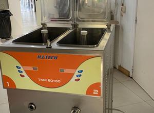 Icetech TNM 60+60 Ice cream machine
